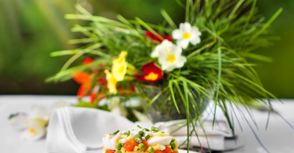 Salada Especial de Páscoa