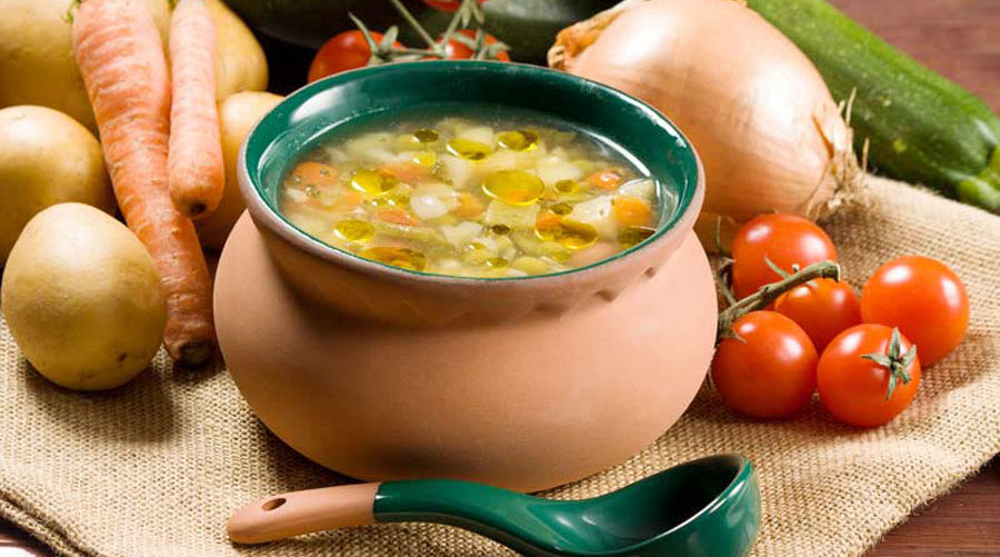 Minestrone – Sopa de Legumes Italiana